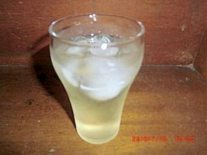 リンゴ酢&蜂蜜ドリンク