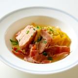 塩漬け豚で作る簡単煮込み料理