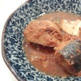 [お手伝いレシピ]圧力鍋でサバの醤油煮♪