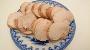 しっとり★梅香る鶏ハム