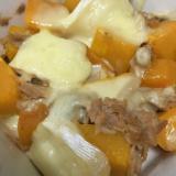カボチャチーズ焼き