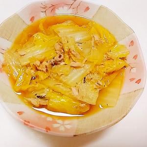 鯖缶で簡単!白菜と鯖の煮物