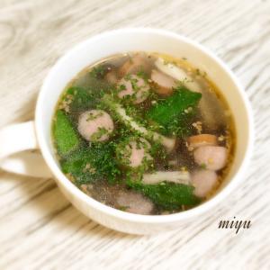 あっさり中華スープ