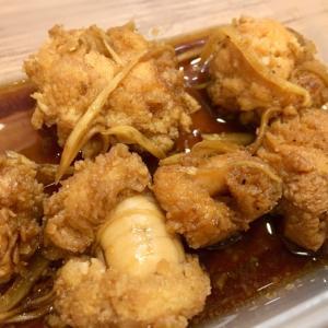 真子と千切り生姜の山椒風味★煮付け♪