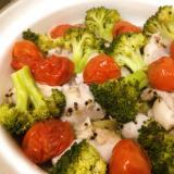 野菜ゴロゴロ♩鶏と野菜の蒸し煮