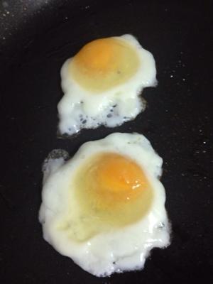冷凍卵 ゆで卵