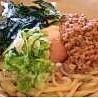 納豆うどん☆暑い夏のお昼にピッタリ栄養もバッチリ♪