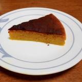 カボチャのスフレケーキ