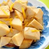 里芋(親芋)の醤油麹煮
