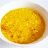 ムングダールスープ インド風緑豆のスープ