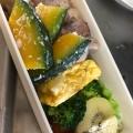 豚ロースの生姜焼きブロッコリー添え