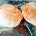 ブリオッシュの丸パン♪