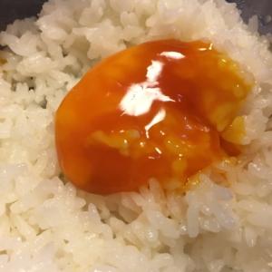 卵かけご飯のための美味しい卵!