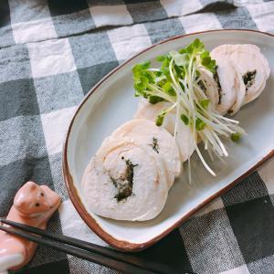 鶏ムネ肉でしっとり柔らか♡自家製鶏ハム