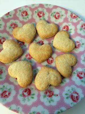 材料3つ♪揉むだけHMで簡単♪サクサククッキー