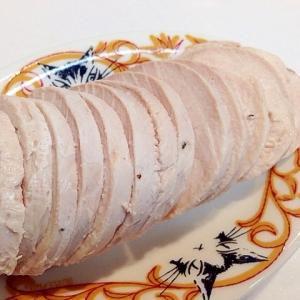 自家製☆鶏胸肉のハム
