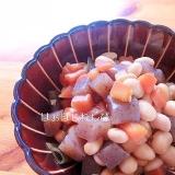 大豆とこんにゃくのコロコロ煮✿