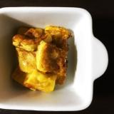 離乳食後期☆卵黄とかぼちゃのフレンチトースト