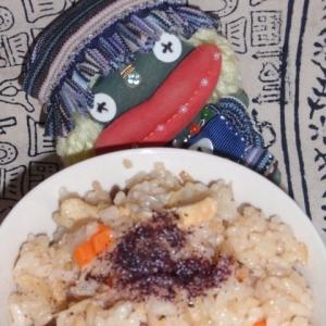 新生姜ご飯