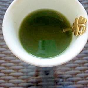 あまぁ〜い青汁茶