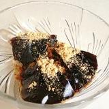 簡単☆黒豆の煮汁ゼリー