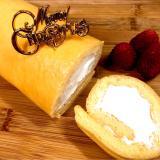 低糖質★おからパウダーのロールケーキ