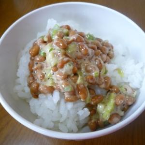 中華風納豆
