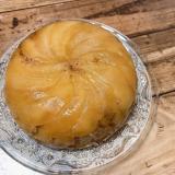《炊飯器》タルトタタン風 りんごケーキ
