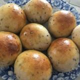 きなこと黒ごまのホシノ天然酵母パン