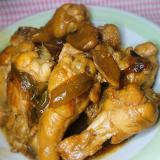 鶏肉のさっぱりポン酢煮