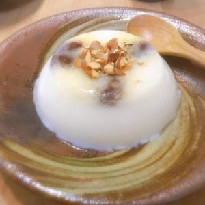 讃岐の郷土料理☆醤油豆を使った牛乳ゼリー♪