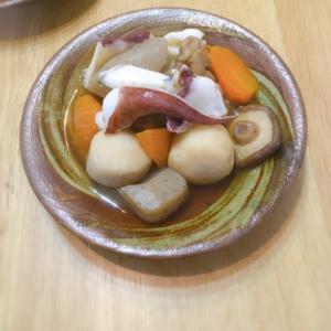 旨味たっぷり☆イカと里芋の煮物♪