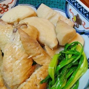 京風おせち☆ 「海老芋手羽先ほっこり煮」