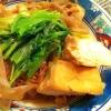 満腹「肉豆腐」!かさまし食材でアレンジ♪