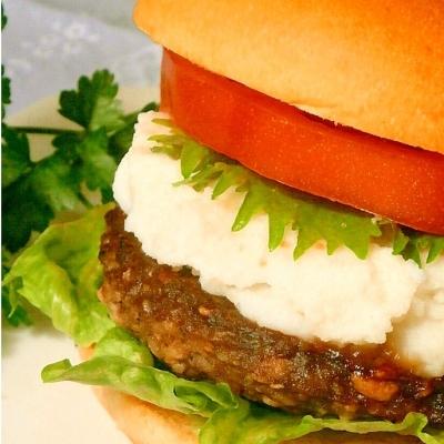 おうちで手作りグルメハンバーガーに挑戦しよう♪