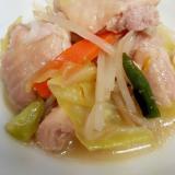 簡単柔らか(^^)鶏肉と野菜ミックスの甘酒煮♪