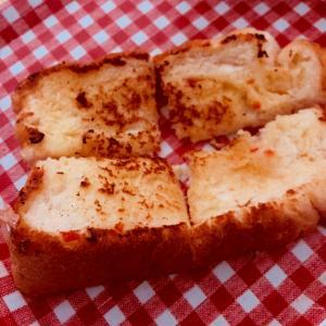 オリーブオイルでフレンチトースト