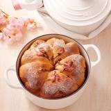 [ル・クルーゼ公式] 桜パン