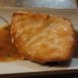 母直伝の味!美味☆カジキマグロの味噌バター焼き♪