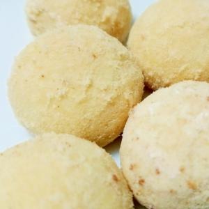 和三盆のスノーボールクッキー