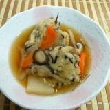 豆腐納豆団子汁