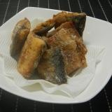 塩秋刀魚で簡単♪秋刀魚の竜田揚げ