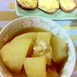 炊飯器DE冬瓜のやわらか煮