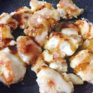 鶏もも肉のチーズ焼き