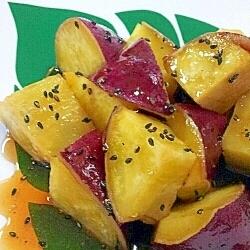 甘さの種類を変えて楽しむ「大学芋」レシピ