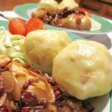 独逸◆我が家のクヌーデル◆ドイツの芋団子