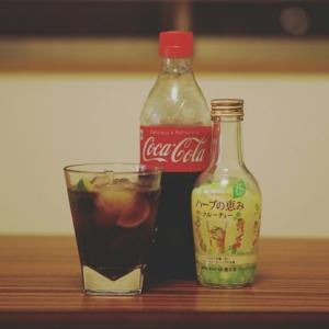 【コカ・コーラ】すだちが香るハーブ&コーク