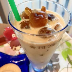 おうちカフェ12弾!ミルクから変身☆氷コーヒー