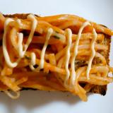 素麺ミートソーストースト