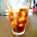 紅茶とコーラで50/50?!